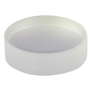 CM254-025-E01 - Ø1in Dielectric-Coated Concave Mirror, 350 - 400 nm, f = 25 mm
