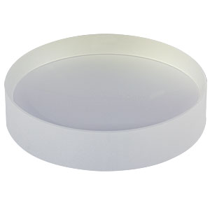 CM750-075-E01 - Ø75 mm Dielectric-Coated Concave Mirror, 350 - 400 nm, f = 75 mm