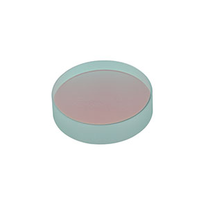 CM254-100-E03 - Ø1in Dielectric-Coated Concave Mirror, 750 - 1100 nm, f = 100 mm