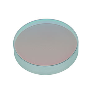 CM508-150-E03 - Ø2in Dielectric-Coated Concave Mirror, 750 - 1100 nm, f = 150 mm