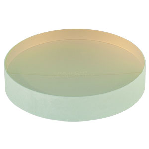 CM750-150-E04 - Ø75 mm Dielectric-Coated Concave Mirror, 1280 - 1600 nm, f = 150 mm