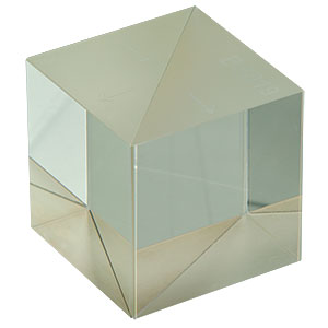 BS019 - 30:70 (R:T) Non-Polarizing Beamsplitter Cube, 400 - 700 nm, 1in