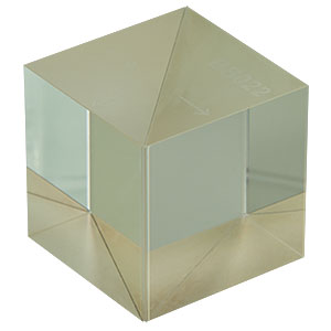 BS022 - 70:30 (R:T) Non-Polarizing Beamsplitter Cube, 400 - 700 nm, 1in