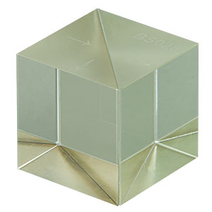 BS028 - 90:10 (R:T) Non-Polarizing Beamsplitter Cube, 400 - 700 nm, 1in