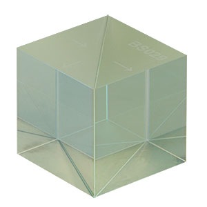 BS029 - 90:10 (R:T) Non-Polarizing Beamsplitter Cube, 700 - 1100 nm, 1in