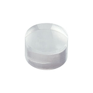 APL0615 - Ø6 mm Molded Acrylic Aspheric Lens, f=15.12 mm, Uncoated