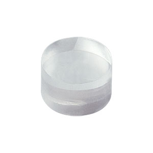 APL0624 - Ø6 mm Molded Acrylic Aspheric Lens, f=24.20 mm, Uncoated