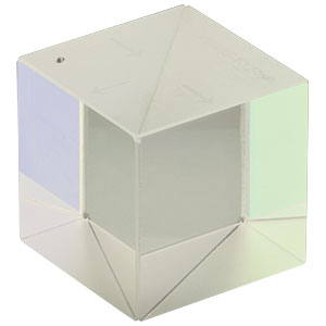 PBS25-532-HP - 1in High-Power Polarizing Beamsplitter Cube, 532 nm
