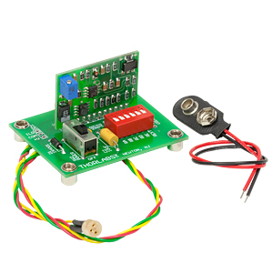 EK1102 - Laser Diode Driver Kit Pre-Wired to Pin Style B