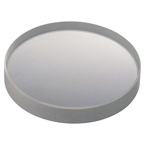 LF4348 - f = -300.0 mm, Ø1in UV Fused Silica, - Meniscus Lens, Uncoated