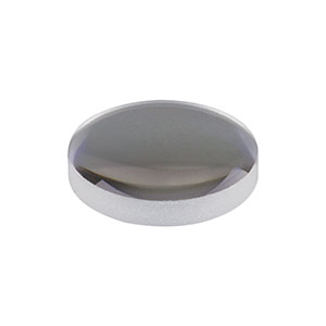 LA1472-B - N-BK7 Plano-Convex Lens, Ø9.0 mm, f = 20 mm, AR Coating: 650 - 1050 nm