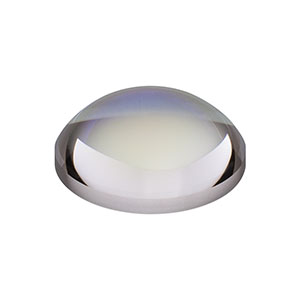 LA1859-B - N-BK7 Plano-Convex Lens, Ø18.0 mm, f = 20.0 mm, AR Coating: 650 - 1050 nm