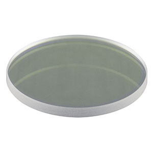 LA1484-B - N-BK7 Plano-Convex Lens, Ø1in, f = 300.0 mm, AR Coating: 650 - 1050 nm