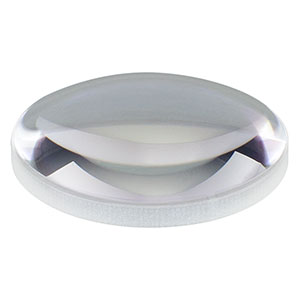 LA1102-B - N-BK7 Plano-Convex Lens, Ø30.0 mm, f = 50.0 mm, AR Coating: 650 - 1050 nm