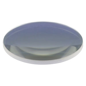 LA1979-B - N-BK7 Plano-Convex Lens, Ø2in, f = 200.0 mm, AR Coating: 650-1050 nm