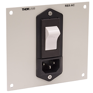 RBX-AC - AC Power Entry Module Panel