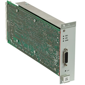 TED8020 - PRO8 TEC Controler Card, ±2 A, 16 W, Thermistor/IC-Sensor, 1 Slot