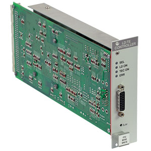 ITC8052DS15 - PRO8000 LD and TEC Controller, ±500mA /16W
