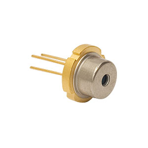 HL6714G - 670 nm, 10 mW, Ø9 mm, A Pin Code, Laser Diode