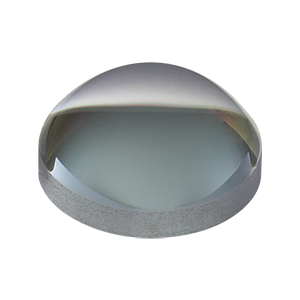 ACL1210U-A - Aspheric Condenser Lens, Ø12 mm, f=10.5 mm, NA=0.54, ARC: 350-700 nm