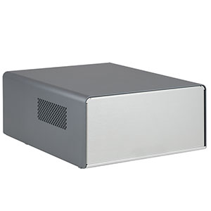 EC2530C-CUSTOM - Custom Enclosure for Electronics, 250 mm x 300 mm x 122 mm, Gray