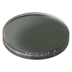 CP1R532 - Right-Handed Circular Polarizer, 532 nm
