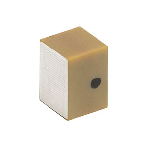 PA3CK - Piezo Chip, 100 V, 3.0 µm Displacement, 2.0 x 2.0 x 3.0 mm, Bare Electrodes