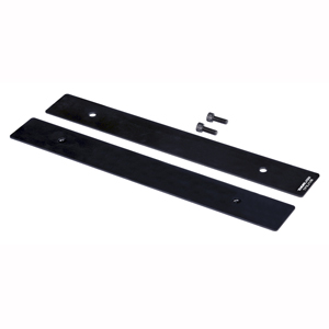 TPSJ1/M - 305 mm Height Laser Safety Screen Straight Joiner Plate, M6 Cap Screws Included