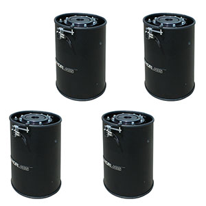 PTS601 - Active Legs, 450 mm (17.7in) High, Set of Four