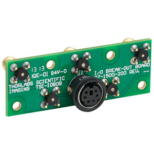 TSI-IOBOB - I/O Break-Out Board for Scientific CCD and Compact Scientific Cameras