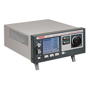 ITC4005QCL - Benchtop Laser Diode/TEC Controller for QCLs, 5 A LD / 225 W TEC, 20 V
