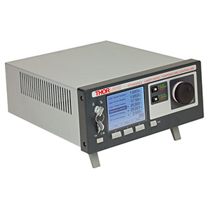 ITC4002QCL - Benchtop Laser Diode/TEC Controller for QCLs, 2 A LD / 225 W TEC, 17 V