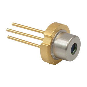 L808P500MM - 808 nm, 500 mW, Ø5.6 mm, A Pin Code, MM, Laser Diode