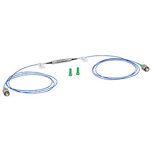 IO-G-1550-APC - Fiber Isolator, 1550 nm, PM, 300 mW, FC/APC