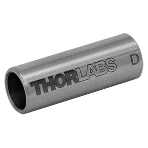 FTS50D - Stainless Steel Sleeve for Ø5.0 mm Tubing, 0.178in - 0.190in ID
