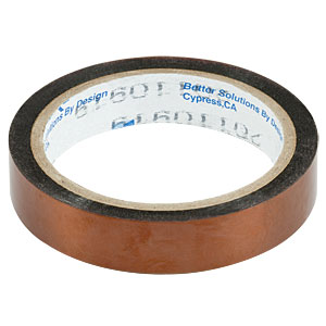 KAP22-075 - Kapton Tape, 3/4in Wide x 36 yd Long (1.9 cm x 32.9 m)