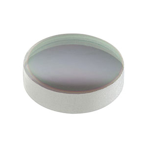 A280-C - f = 18.40 mm, NA = 0.15, Unmounted Rochester Aspheric Lens, AR: 1050-1620 nm