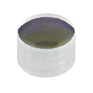 N414-B - f = 3.30 mm, NA = 0.47, Unmounted Rochester Aspheric Lens, AR: 650 - 1050 nm