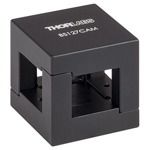 BS127CAM - 12.7 mm (0.50in) Beamsplitter Cube Adapter for Compact 30 mm Cage Cube