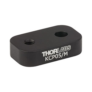 KCP05/M - Centering Plate for Kinematic Mirror Mount for Ø1/2in Optic, Metric