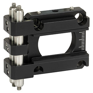 CYCP - 30 mm Cage Mount for Cylindrical Lenses, 8-32 Tap