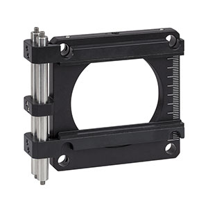 CYLCP/M - 60 mm Cage Mount for Cylindrical Lenses, M4 Tap