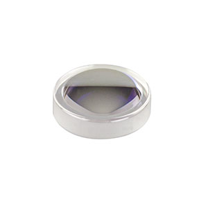 355230-B - f = 4.51 mm, NA = 0.55, Unmounted Geltech Aspheric Lens, AR: 600 - 1050 nm