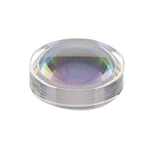 355230-C - f = 4.51 mm, NA = 0.55, Unmounted Geltech Aspheric Lens, AR: 1050-1700 nm