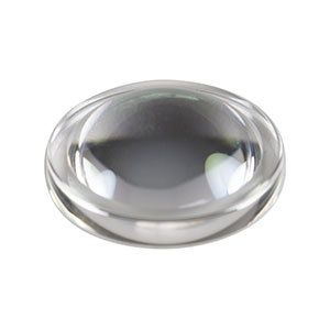354240-C - f = 8.00 mm, NA = 0.5, Unmounted Geltech Aspheric Lens, AR: 1050 - 1700 nm