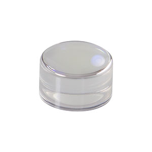 355440-B - f = 2.76 mm, NA = 0.26/0.52, Unmounted Geltech Aspheric Lens, AR: 600 - 1050 nm