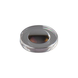 354710-A - f = 1.49 mm, NA = 0.53, Unmounted Geltech Aspheric Lens, AR: 350 - 700 nm