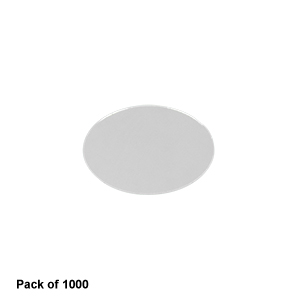 CG15NH - Precision Cover Glasses, #1.5H Thickness, Ø12 mm, Pack of 1000