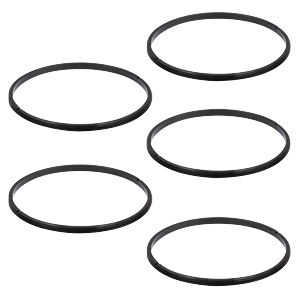 SM2RR-P5 - SM2 Retaining Ring for Ø2in Lens Tubes and Mounts, 5 Pack