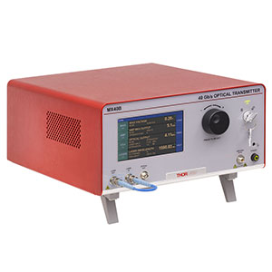 MX40B-LB - 40 Gb/s Max Digital Reference Transmitter, L-Band Laser, Limiting Amplifier